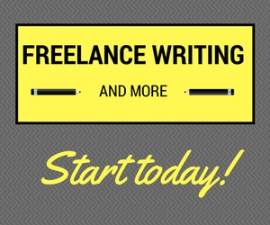 Freelance writing services